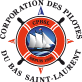 Logo Corporation des pilotes du Bas-Saint-Laurent